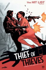 THEIF OF THIEVES #25