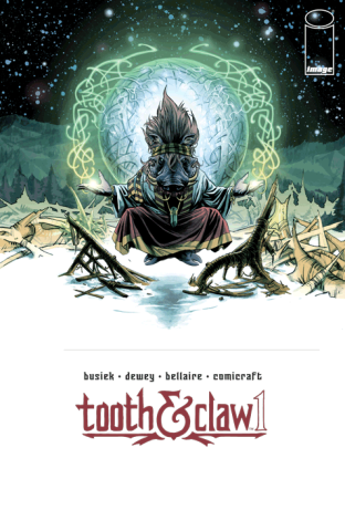 TOOTH AND CLAW #1