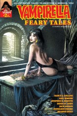 VAMPIRELLA FEARY TALES #2 ROACH COVER