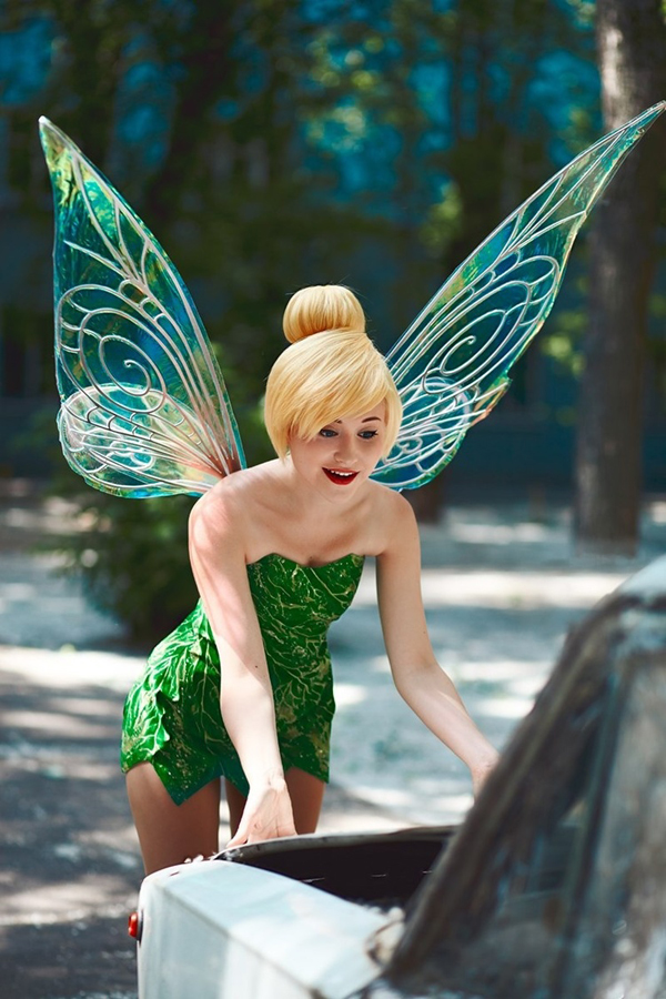 Tinkerbell Cosplay by Tink Ichigo Photo by Taranie